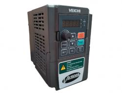 15762 - INVERSOR DE FREQUENCIA VEICHI AC70-S2-1R5G 2 HP 220V
