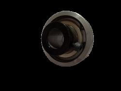 5509 -  CASTANHA COM ROLAMENTO PARA EIXO DE  30mm - C/ 2 PÇS